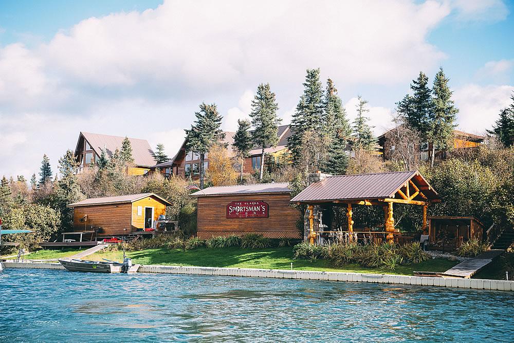 The lodge alaska fishing lodge for Best fishing lodges in alaska