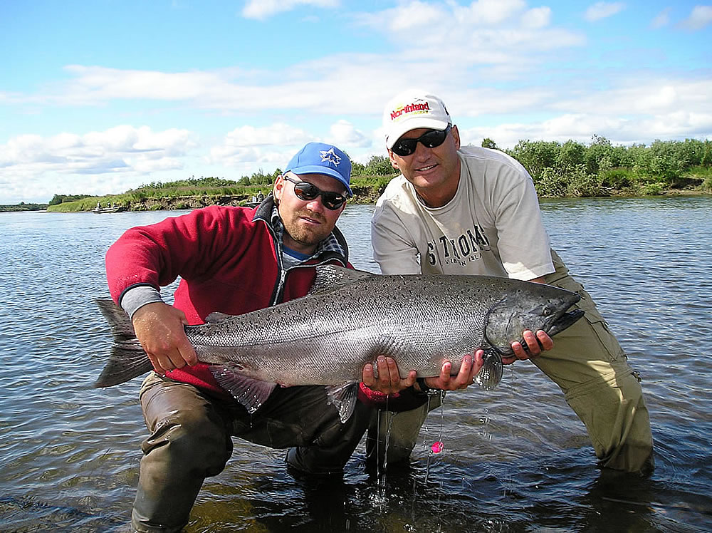 Alaska fishing vacation alaska fishing trip packages for Alaska fishing vacation packages