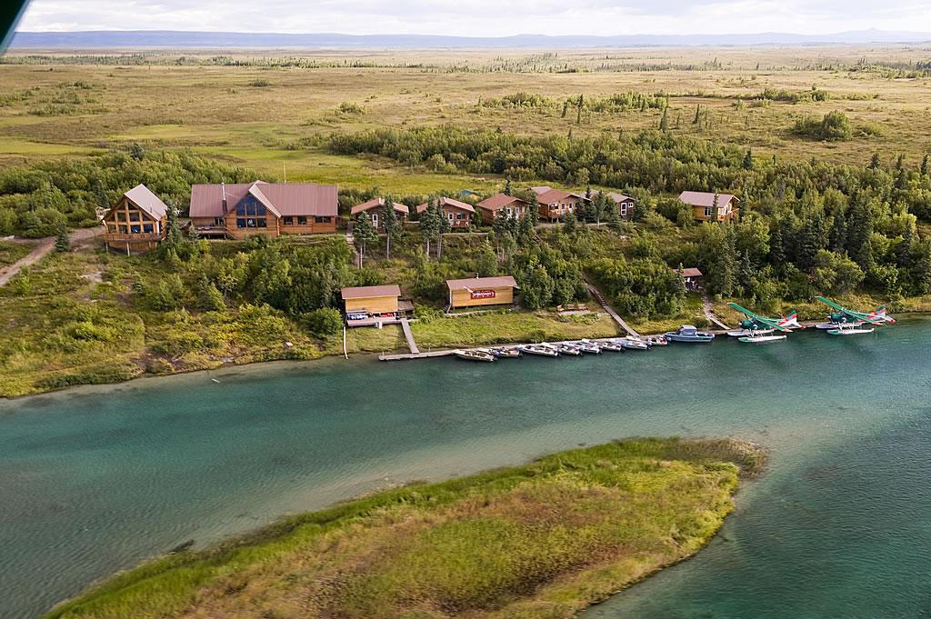 Alaska fishing lodge best alaska fly fishing lodges for Alaska fishing lodge