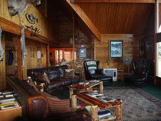 Alaska Sportsman's main lodge building