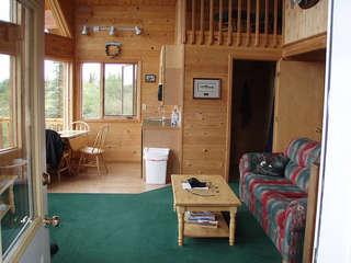 Iliamna Cabin