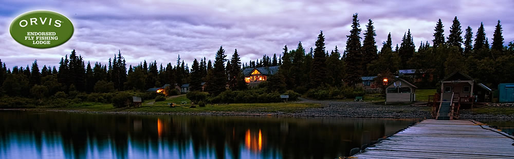 Alaska fishing lodge best alaska fly fishing lodges for Alaska fishing camps