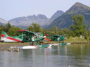 Alaska Flyout Fishing Trips