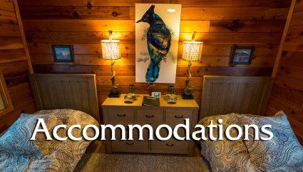 Accommodations at Alaska Sportsman's Lodge
