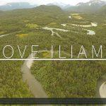 Above Iliamna | Bristol Bay Alaska