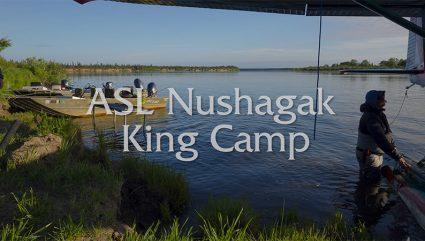Nushagak King Camp Time-Lapse