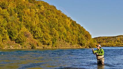 Spey Week on the World famous Naknek River