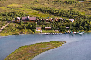 ASL Fishing Lodge on Kvichak River