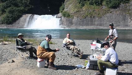 scenic fishing locations