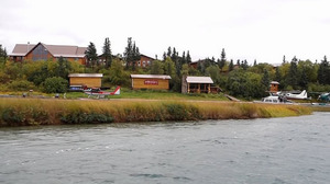 Fly Out Fishing Lodges Alaska